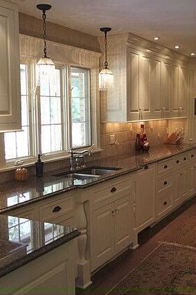 Can make builder grade cabinets look custom built by ...