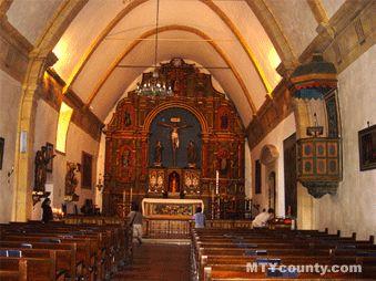 Mission San Carlos Borromeo de Carmelo | SPAINCH MISSIONS ...