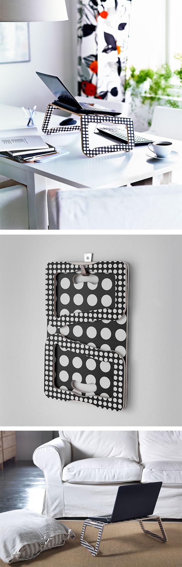 br da laptop support black desks. Black Bedroom Furniture Sets. Home Design Ideas