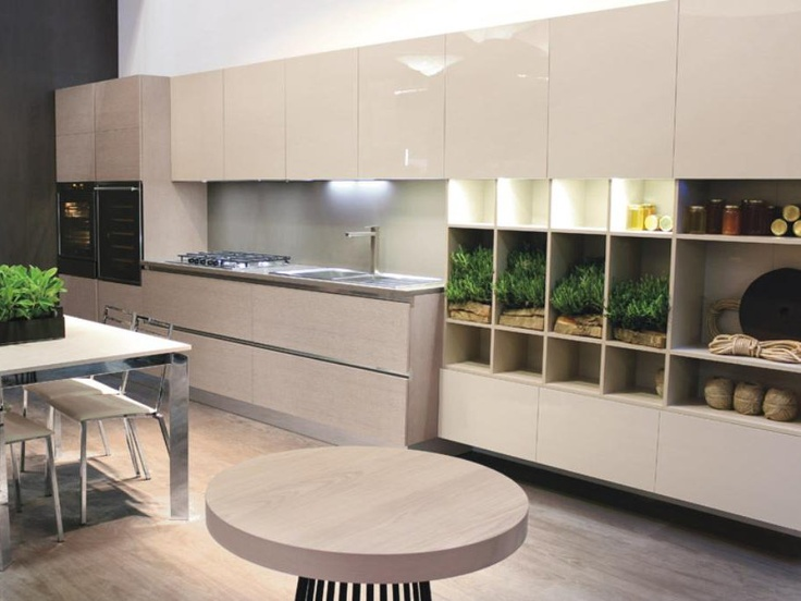 Wooden Fitted Kitchen ALLEGRA ALEVÈ   Stosa Cucine