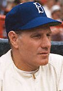 Dodgers Manager Leo Durocher