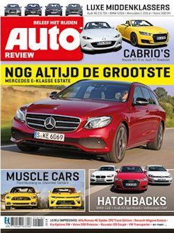5 Auto Review € 9,95: Test Auto Review, het grootste autotest-magazine van Nederland, nu vijf nummers uit voor nog geen tientje!