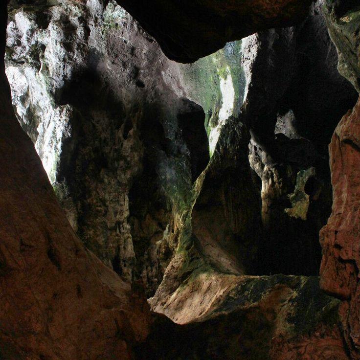 Indonesia.Bandung Barat.gua pawon