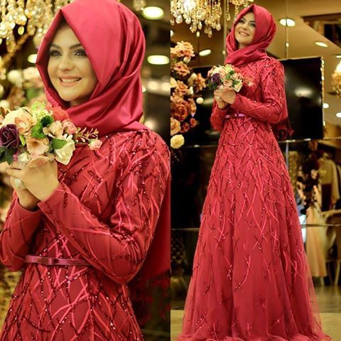 Modern And Beautiful Hijab Styles For 2015
