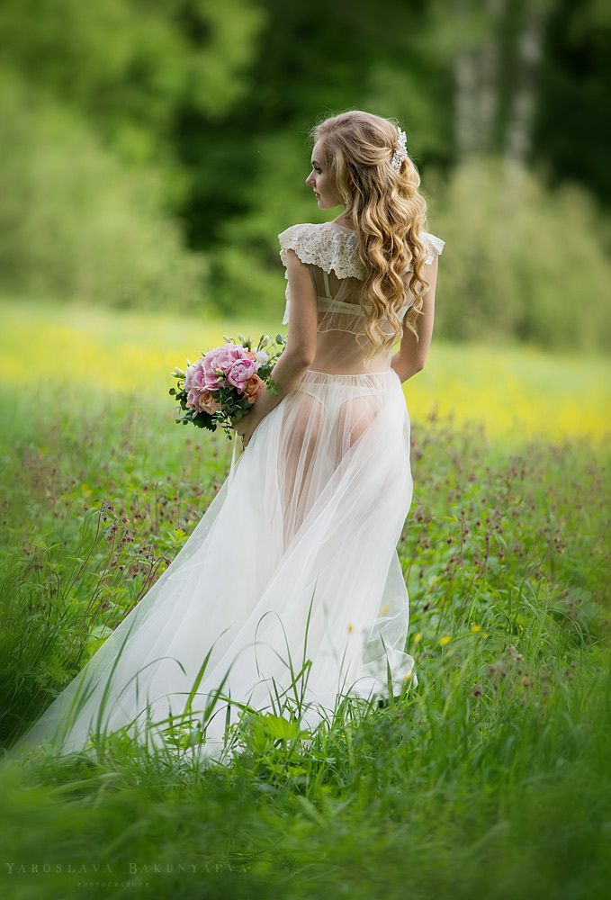 Анастасия-утро невесты by Yaroslava Bakunyaeva on 500px