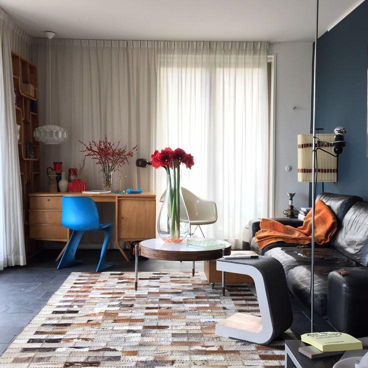 #livingroom  #Vintage #design #interior #styling  Photography by @JansjeJKF