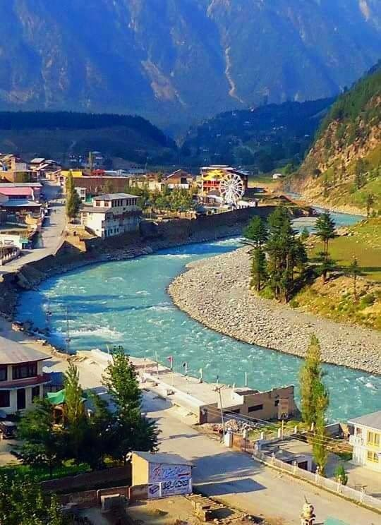 Kalam, Swat Valley, Pakistan