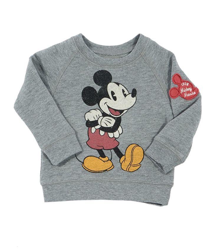 Baby Mickey Mouse Crew Jackets & Sweatshirts Shop