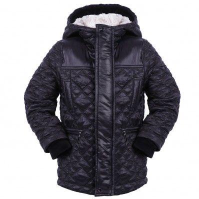 Това стилно дизайнерско яке, отвътре с каракул ще осигури неповторима визия на вашето дете и ще бъде добро решение за студените зимни дни. Това яке ще заеме достойно място във всеки един гардероб на всяко едно момченце.