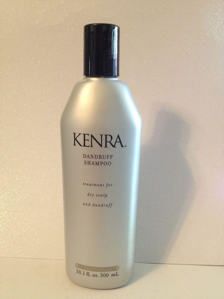 Kenra Dandruff Shampoo For Dry Itchy Scalp - 10Oz
