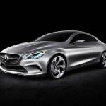 Nonconformist, Provocative and Masculine, Mercedes Concept Style Coupé