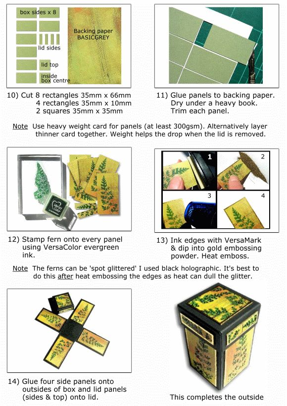Small Butterfly Box 2 - magic-boxes.com