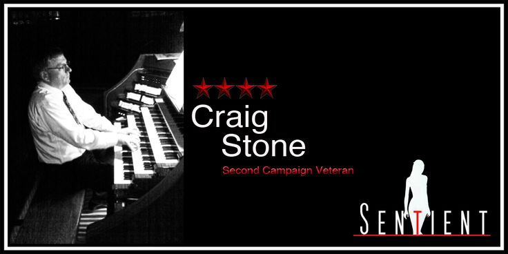 Thanks so much to Scientist-Creator Craig Stone for his generous support of Sentient. http://www.sentient.tv/members/craigs/profile/