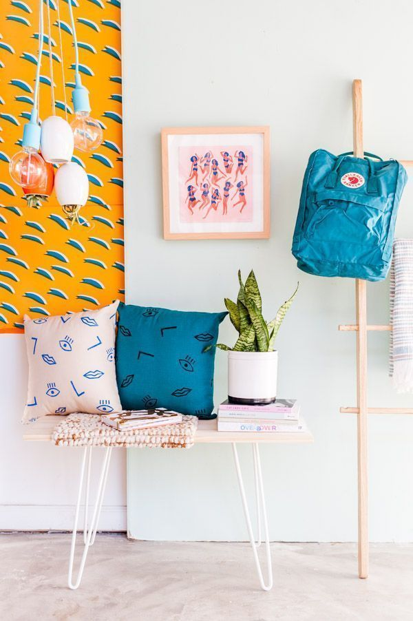 How to make a budget-friendly bench in under an hour