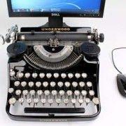 Modern Typewriter - Totally Useless BUT Cool