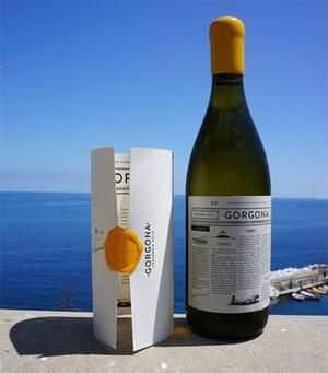 Gorgona, il vino.