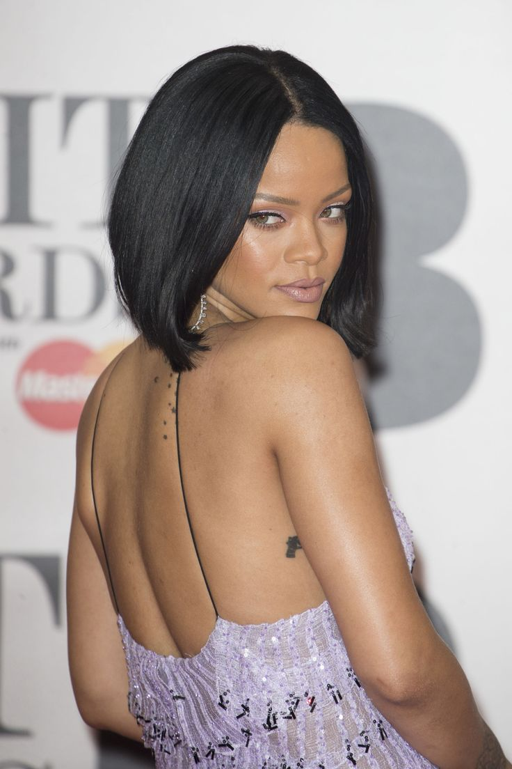 Rihanna's Blown-Out Style  - MarieClaire.com