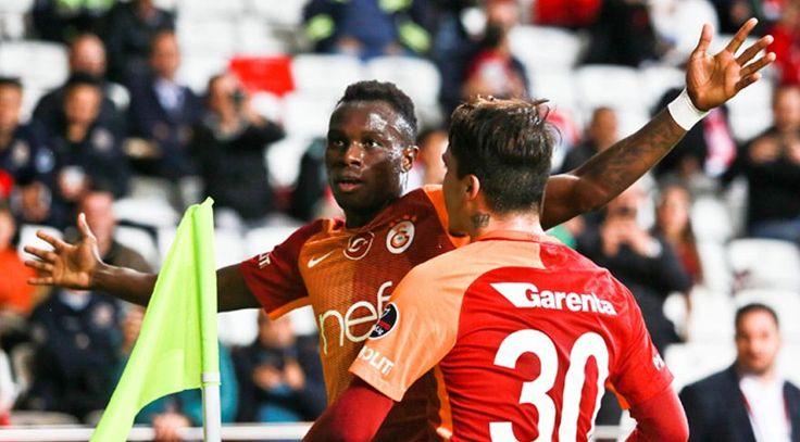 Antalyaspor – Galatasaray maçından kareler – AMK Spor