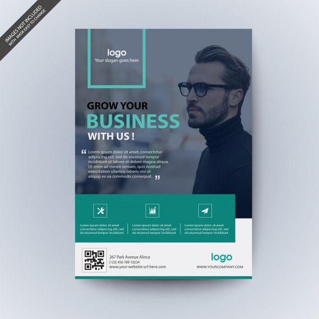 Plantilla de volante de negocios corporativos. Descarga miles de vectores gratis en Freepik …   – Wellpappe Verpackung