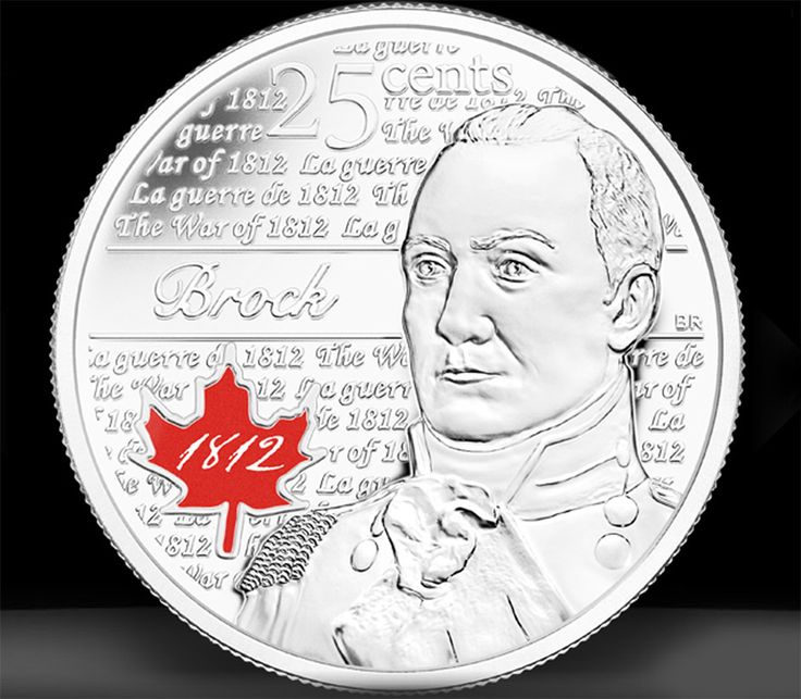 War of 1812 commemorative coin