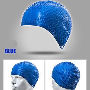 Actionclub Adult Silicone Swimming Cap Women Piscine Waterproof Swim Caps Men Gorras Gorro Natacion Swimming Hat Piscina SA103