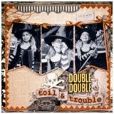 Toil and Trouble SVG Kit - $6.99 : SVG Files for Silhouette, Sizzix, Sure Cuts A Lot and Make-The-Cut - SVGCuts.com