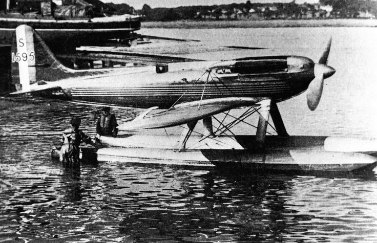Supermarine S6B serial no. 1595