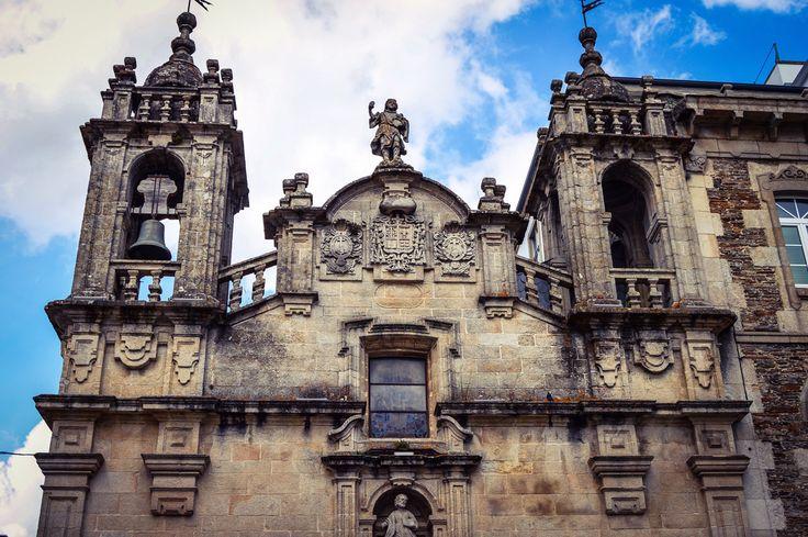 Iglesia de San Froilan (Lugo - Spain)