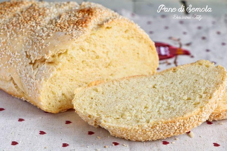 Pane+di+Semola+rimacinata+di+Grano+duro