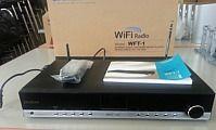 Sangean - Internet Radio WFT-1. Wifi Radio. Network Music Player. FM-RDS., günstig kaufen und gratis inserieren auf willhaben.at!