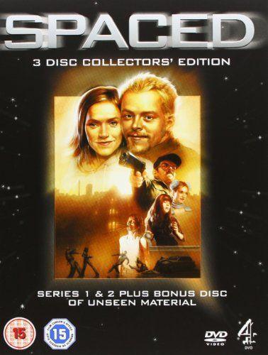 Spaced - Definitive Collectors Edition - Import Zone 2 UK anglais uniquement Import anglais: Amazon.fr: Jessica Stevenson, Simon Pegg, Julia...