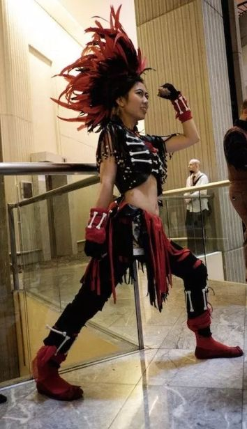 Leader of the 'Lost Girls' - Rufio | World of Odd Balls