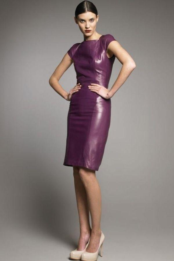 Purple-Bodycon-Faux-Leather-Dress.