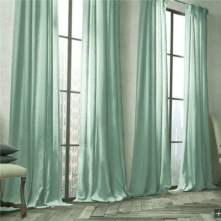 Hervorragend Die besten 25+ Vorhänge grün Ideen auf Pinterest  WN51