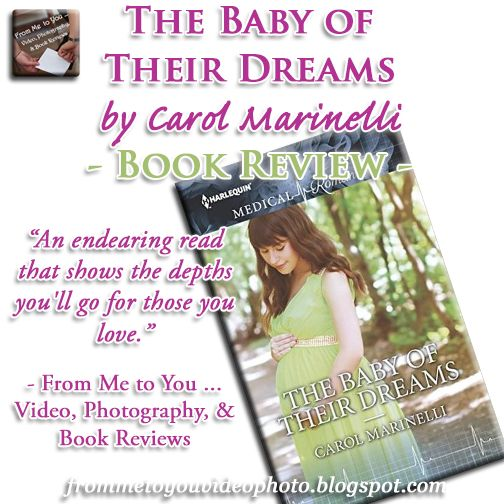 The Baby of Their Dreams by Carol Marinelli [#BookReview] -- It was all very heartwarming and sweet. -- 3 out of 5 stars and TWO TEASERS :: http://frommetoyouvideophoto.blogspot.com/2016/08/made-grade-baby-of-their-dreams-by.html  #reviewteaser #review #meme #bookteaser #bookblogger #bookblog #booklover #bookworm #booklife #booklove #books #BookAdvocatesUnite #romance #romancenovels #contemporary #contemporaryromance #medicalromance #doctors #unplannedpregnancy #CarolMarinelli #Harlequin