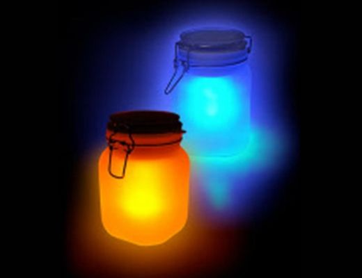 solar light - and other tips for when the lights go out