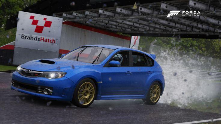 2008 Subaru Impreza WRX STi - Photo by NOW37