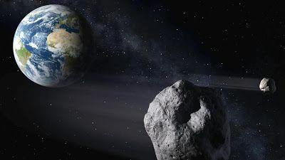 Il piacere di sapere che: Terra sfiorata da asteroide ravvicinato: solo 16.0...