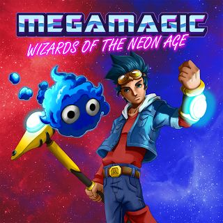 Megamagic: Wizards of the Neon Age (Steam Keys)