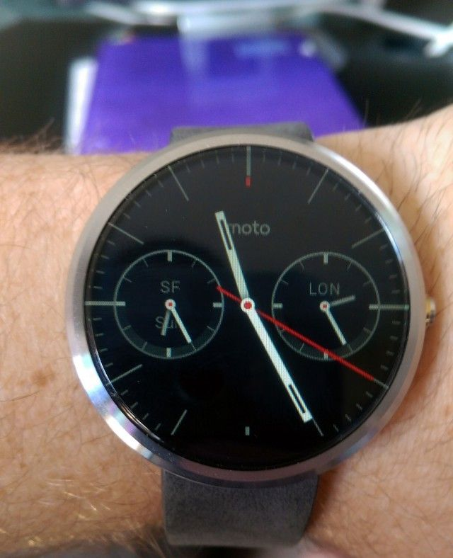 We won't see the Moto 360 officially in Australia till at least next month, but we're aware of a number of ways to get your hands on it already, so for those of you lucky enough to have one on hand (or wrist as it were) you can expect to see an OTA update hitting your watch in the near future. The update bumps the build number from KGW42N to KGW42R and is nothing too earth shattering according to Motorola, who have listed the changelog for the update on their forums : Bluetooth connectivity…