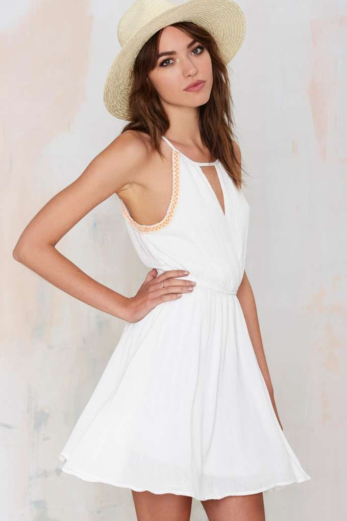 Maggie Mae Fit & Flare Dress - Fit-n-Flare | Day | LWD