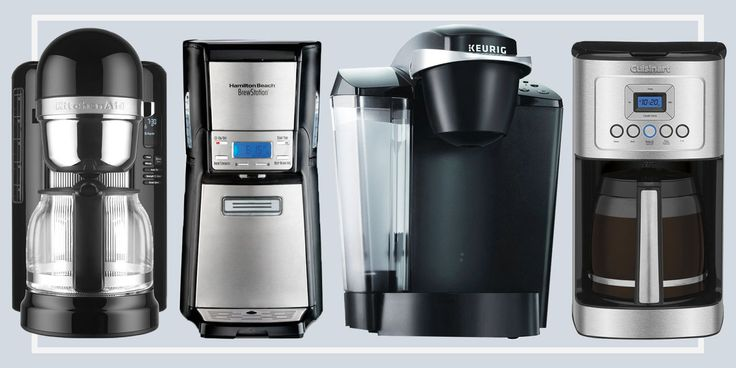 These top-rated coffeemakers are your answer to a well-caffeinated (read: productive) morning.