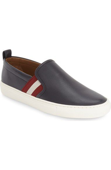 BALLY 'Herald' Slip-On (Men). #bally #shoes #