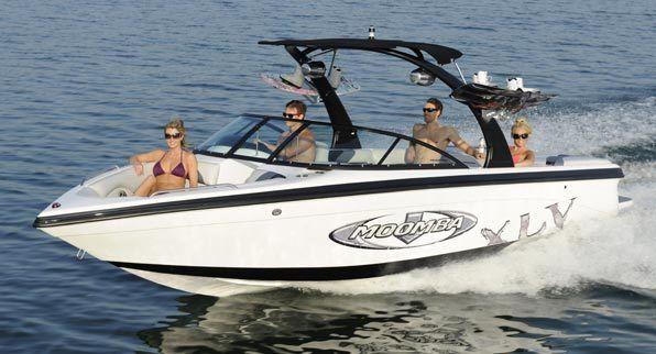 New 2012 Moomba Boats Gravity XLV Ski and Wakeboard Boat Photos- iboats.com