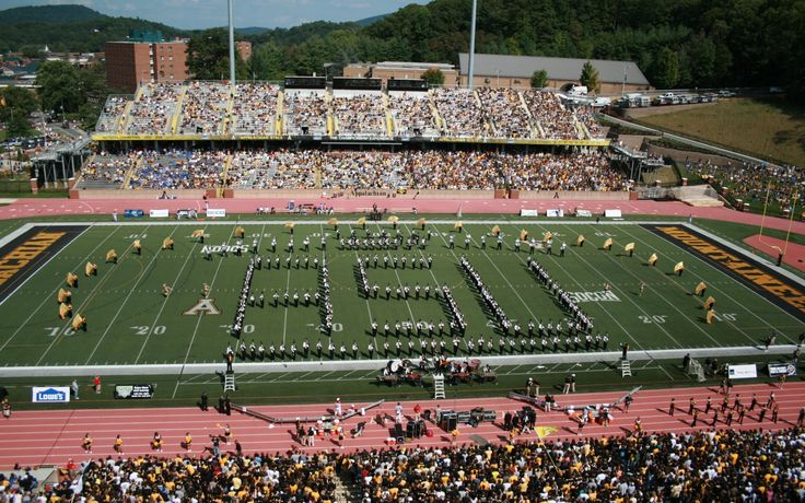 Appalachian State University Football | Displaying 19> Images For - Appalachian State Football Stadium...
