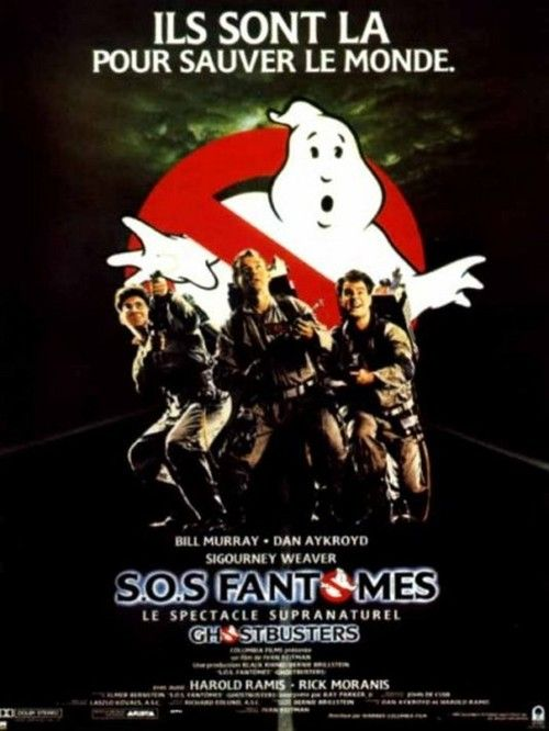 Watch Ghostbusters (1984) Full Movie Online Free
