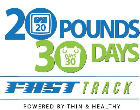 20/30 Fast Track | Lose 20 Pounds in 30 Days | Diet in ...