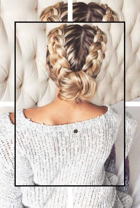 Good Hairstyles For Straight Hair Hairstyles For Over 40 Hairstyles For Short Straightened Hair Hairstyles For Thin Hair Easy Hair Updos Braided Hairstyles