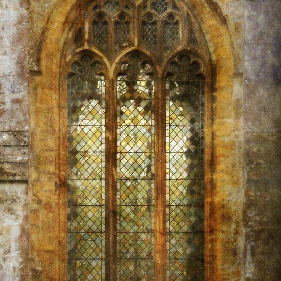 Ilminster Church Window