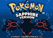 Pokemon Shappire Online (GBA)